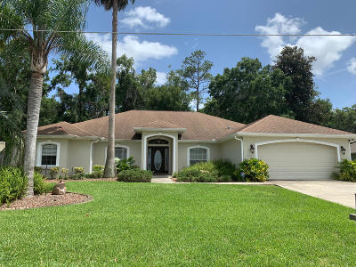 Ocala FL Single Family Home For Sale: $319,900