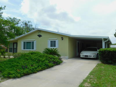 Ocala Single Family Home For Sale: 9110 SW 103 Place