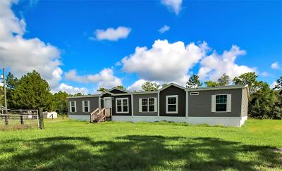 Dunnellon Mobile/Manufactured For Sale: 7841 SW 152nd Place