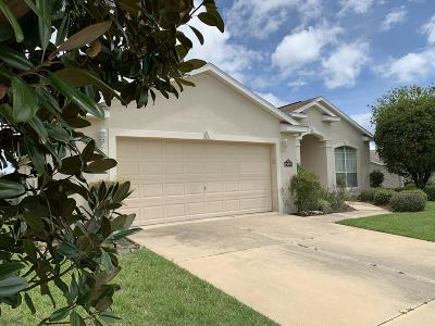 Ocala Single Family Home For Sale: 15877 SW 11th Terrace Road