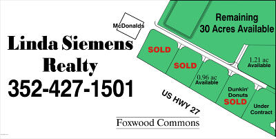 Ocala Residential Lots & Land For Sale: 2765 NW 49th Ave All Units Avenue #C