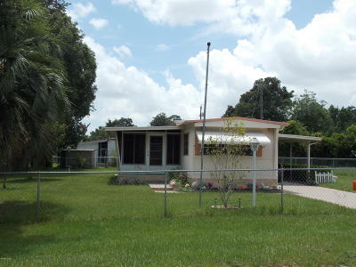 Ocala Mobile/Manufactured For Sale: 1930 NW 28th Court