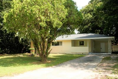 Ocala Single Family Home For Sale: 3216 SE 4th Street