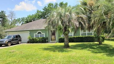 Ocala Single Family Home For Sale: 4190 SW 110 Th Lane