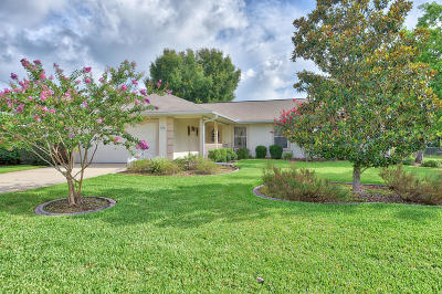 Ocala Single Family Home For Sale: 3 Pecan Lane