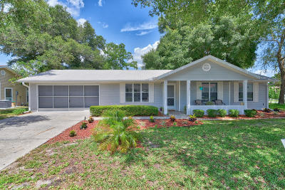 Ocala Single Family Home For Sale: 8254 SW 108th Loop