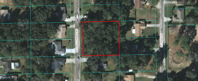 Belleview Residential Lots & Land For Sale: SE 72nd Ter Road