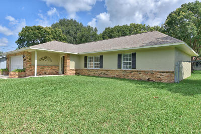 Ocala Single Family Home For Sale: 5465 SE 24th Street