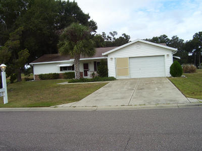 Summerfield Single Family Home For Sale: 17860 SE 100 Terrace