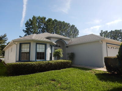 Ocala Single Family Home For Sale: 9662 SW 93rd Loop