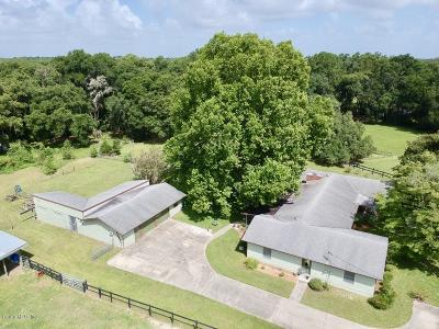 Ocala Farm For Sale: 6 Challedon Close
