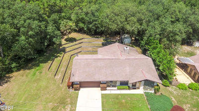Dunnellon Single Family Home For Sale: 3796 SW Sunnydale Street