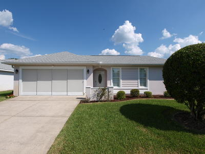 Ocala Single Family Home For Sale: 7194 SW 113th Loop
