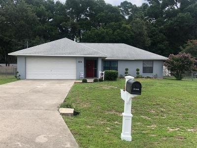 Ocala Single Family Home For Sale: 4385 NE 19th Avenue