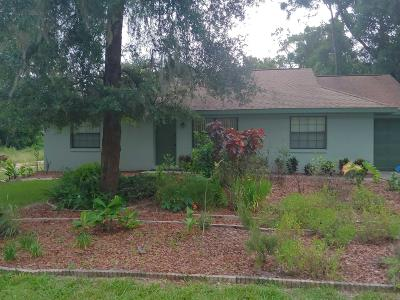 Citrus County Single Family Home For Sale: 4441 S World Way