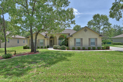 Ocala Single Family Home For Sale: 11333 SW 50th Avenue