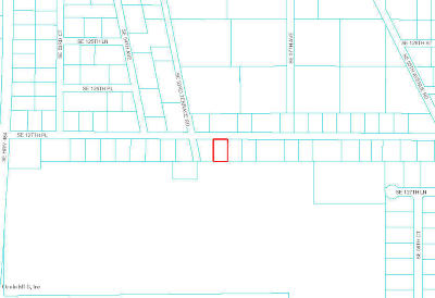 Belleview Residential Lots & Land For Sale: SE 127 Place