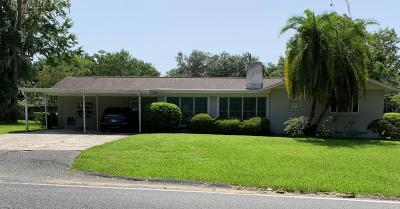 Ocala Single Family Home For Sale: 424 SE 30th Avenue