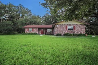 Morriston Single Family Home For Sale: 6890 SE 194th Avenue