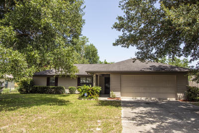 Ocala Single Family Home For Sale: 5708 Pecan Road