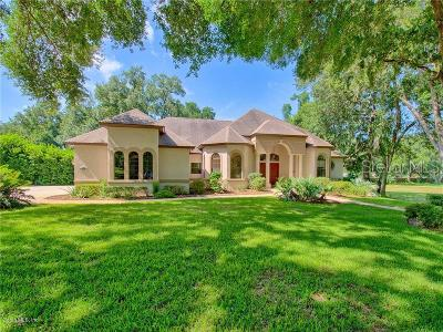 Lady Lake Single Family Home For Sale: 3910 Oak Pointe Drive