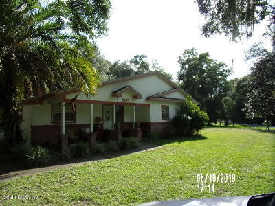 Ocala Single Family Home For Sale: 5410 NW 64th Street