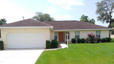 Ocala Single Family Home For Sale: 2962 SW 142nd Lane