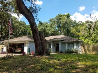 Ocala Single Family Home For Sale: 6530 NW 61st Court