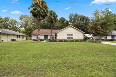 Ocala Single Family Home For Sale: 5115 SE 20th Street