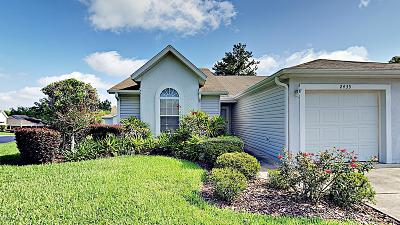 Ocala Condo/Townhouse For Sale: 2435 SE 18 Circle