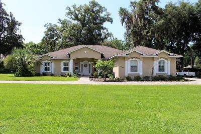 Ocala Single Family Home For Sale: 2662 SE 38th Street