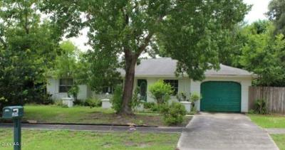 Ocala Single Family Home For Auction: 3344 SW 147th Lane Road