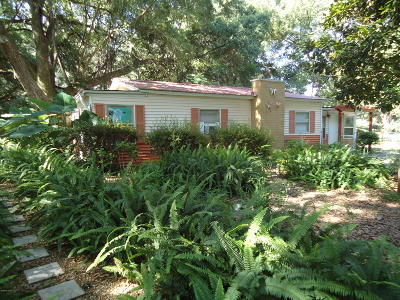 Ocklawaha Single Family Home Pending: 13450 SE 120th Street