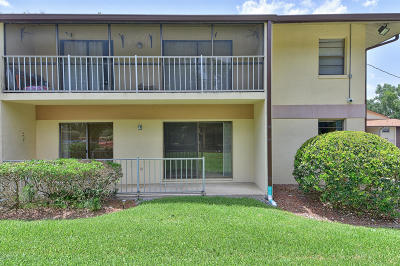 Ocala Condo/Townhouse For Sale: 1547 NE 2nd Street #C
