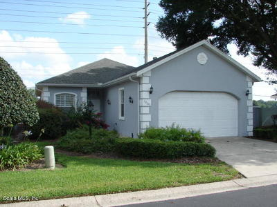 Ocala Single Family Home For Sale: 3020 SW 41st Lane