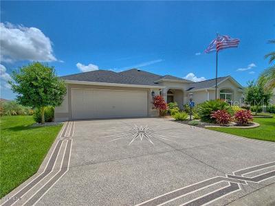 The Villages Single Family Home For Sale: 2954 Bureau Path
