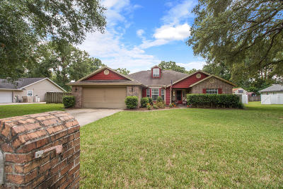 Ocala Single Family Home For Sale: 5550 SE 34th Street
