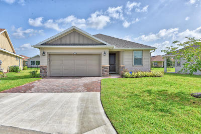 Ocala Preserve Single Family Home For Sale: 5647 NW 37th Lane Road