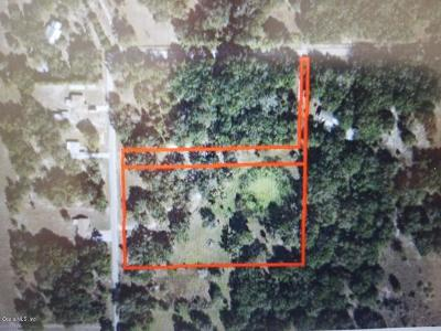 Citrus County Residential Lots & Land For Sale: 10279 N Dapple Terrace