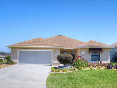 Summerfield FL Single Family Home Pending: $224,900