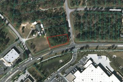 Residential Lots & Land For Sale: Hemlock Rd & Midway Road