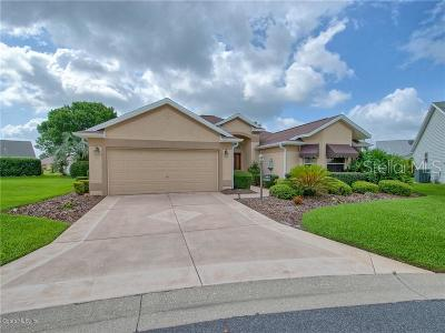 The Villages Single Family Home For Sale: 2604 Casso Court