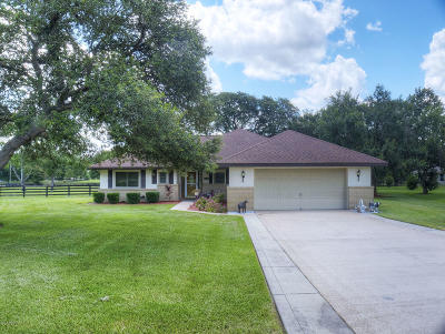 Majestic Oaks Single Family Home For Sale: 8225 SW 53rd Court