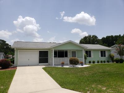 Oak Run, Oak Run Eagles Point Single Family Home For Sale: 8202 SW 108 Place Road