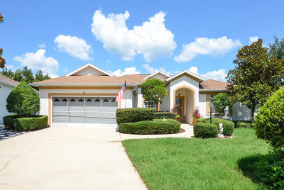 Ocala Single Family Home For Sale: 9306 SW 93rd Circle