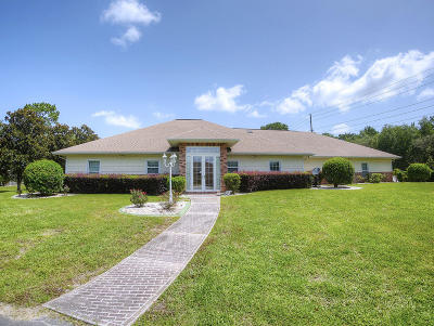 Citrus County Single Family Home For Sale: 1200 N Annapolis Avenue
