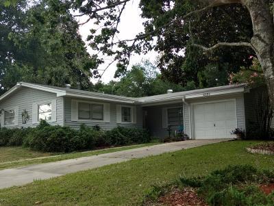Citrus Springs Single Family Home For Sale: 2521 W Gardenia Drive