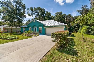 Ocala Single Family Home For Sale: 4180 SW 131st Place Road