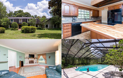 Marion County Single Family Home For Sale: 5500 SE 17th Street