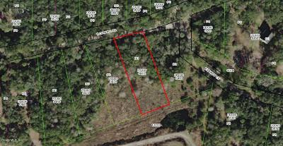 Citrus County Residential Lots & Land For Sale: 6672 E Channel Drive